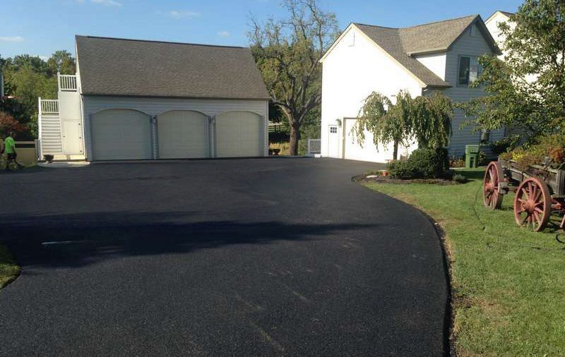 Well It S Officially Fall And Now Is A Great Time To Think About Giving Your Asphalt Driveway Or Parking Lot Fresh Sealcoating