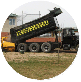 paving contracting company