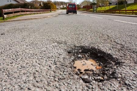 How Do Potholes Form? | Mr. Pavement