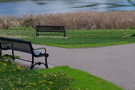 Community Park Paving