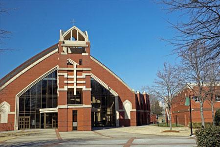 Church Paving