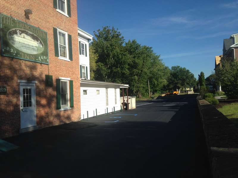 Pavement Resurfacing