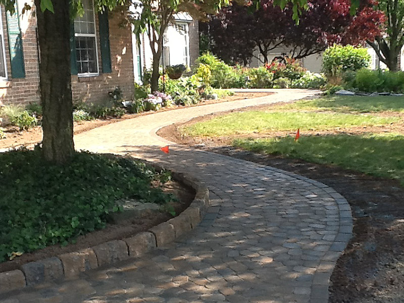 Paver Hardscaping