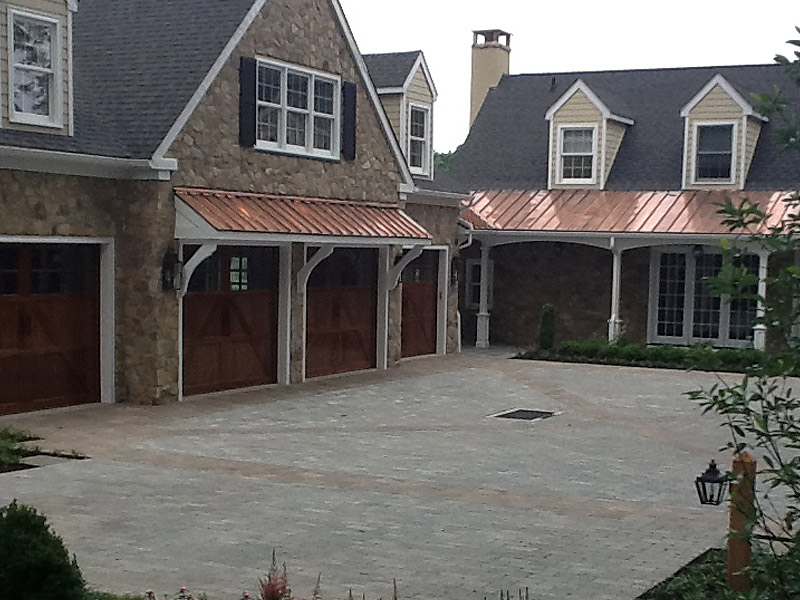 Luxury Home Paving