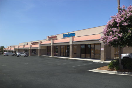 Strip Mall Sealcoating