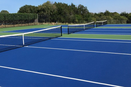 Tennis Courts Paving