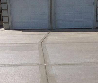 Concrete Services - Concrete Driveway