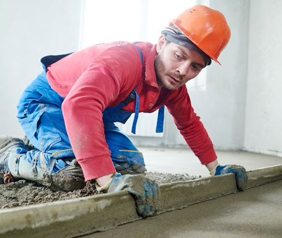 Concrete Services - Concrete Slab