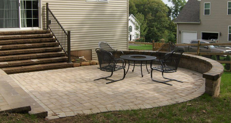 Installing Patio Pavers Will Improve
